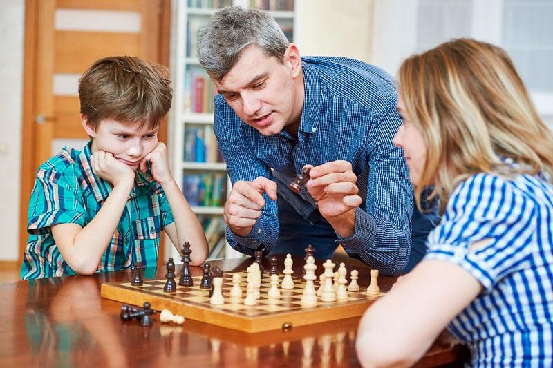 Cómo enseñar a un niño a perder