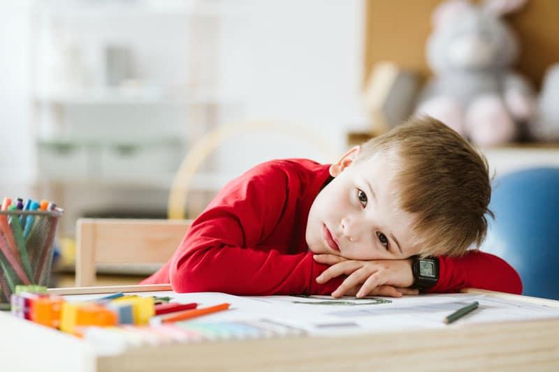 estudio infantil