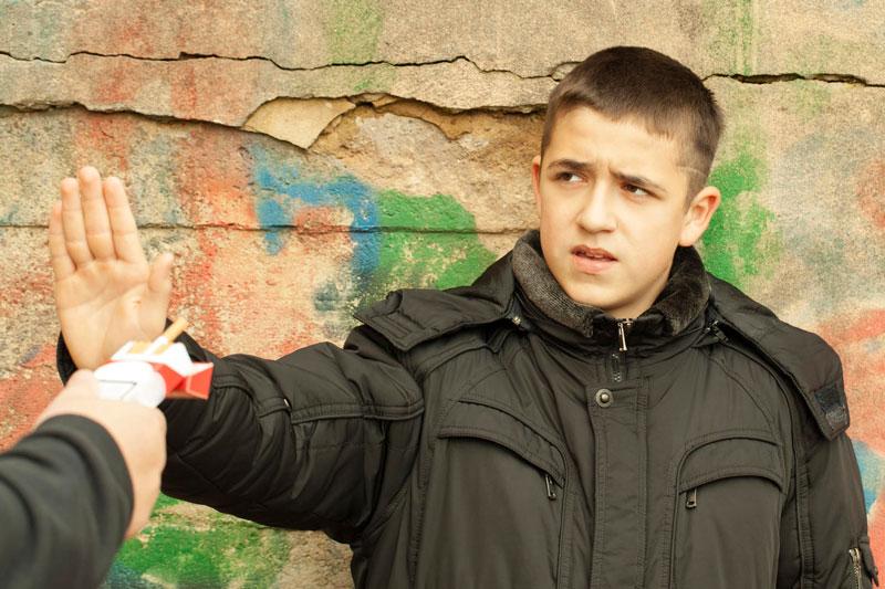 evitar tabaco adolescencia