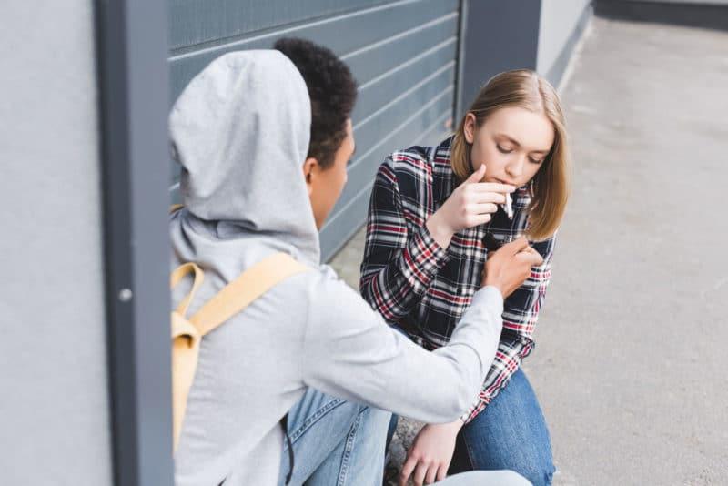fumar adolescentes