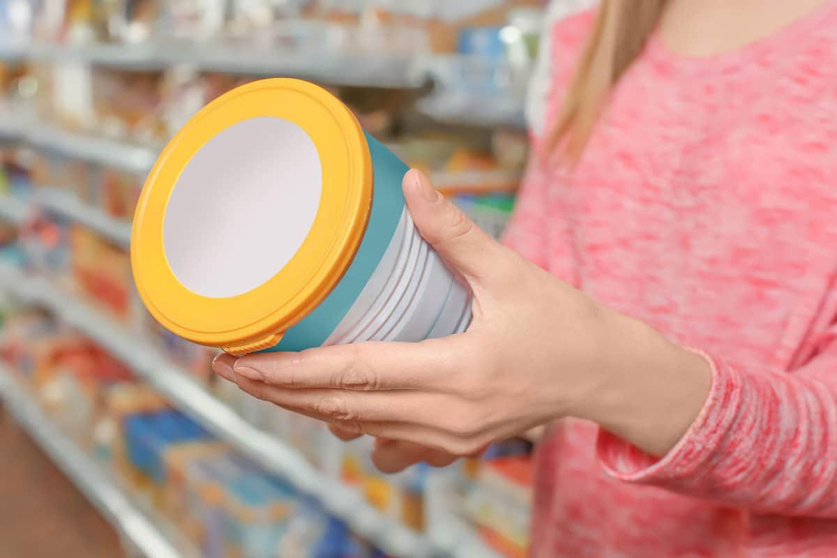 ¿Cómo elegir la mejor marca de leche de fórmula para tu bebé?