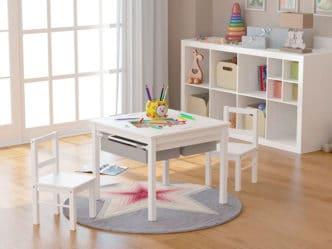 Mesa y silla infantil