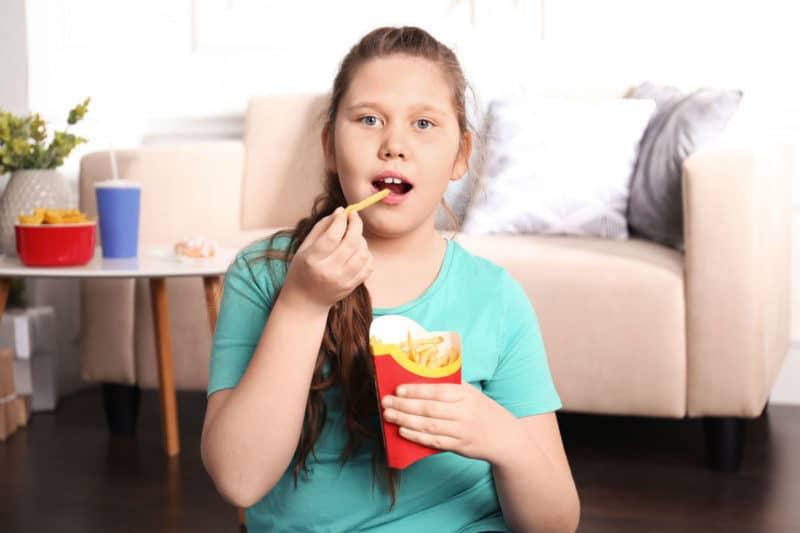 publicidad alimentos niños