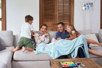Retos divertidos para niños en casa
