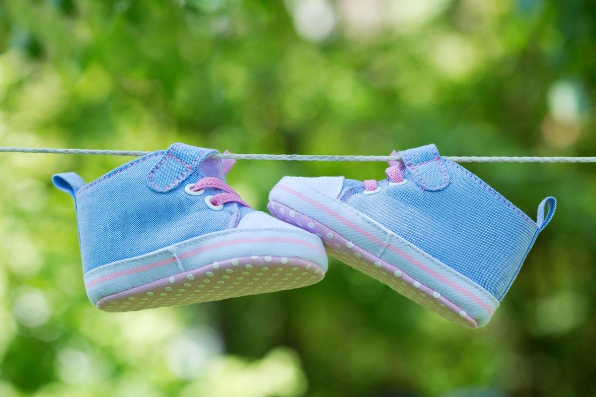 ¿Cómo escoger los zapatos adecuados para el bebé?