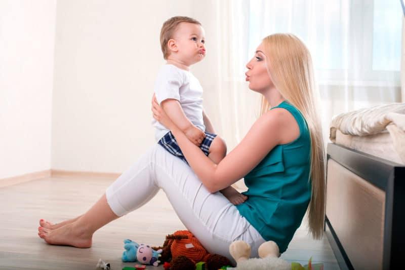 Si hablas así a tu bebé, aprenderá más rápido el lenguaje y será más inteligente