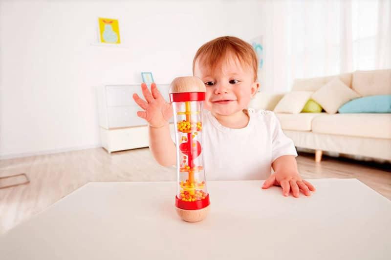 Juguetes Montessori para los niños según su edad