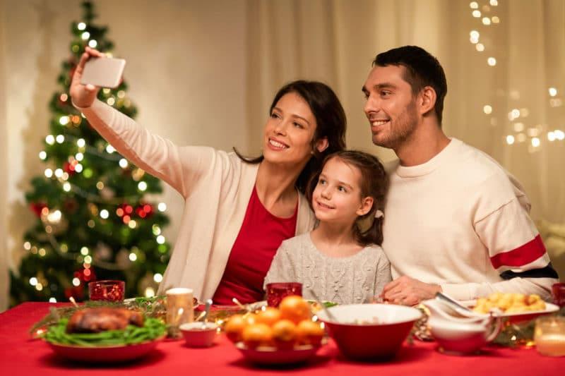 Mensajes felicitar Navidad
