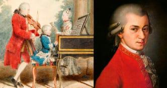 Mozart niños