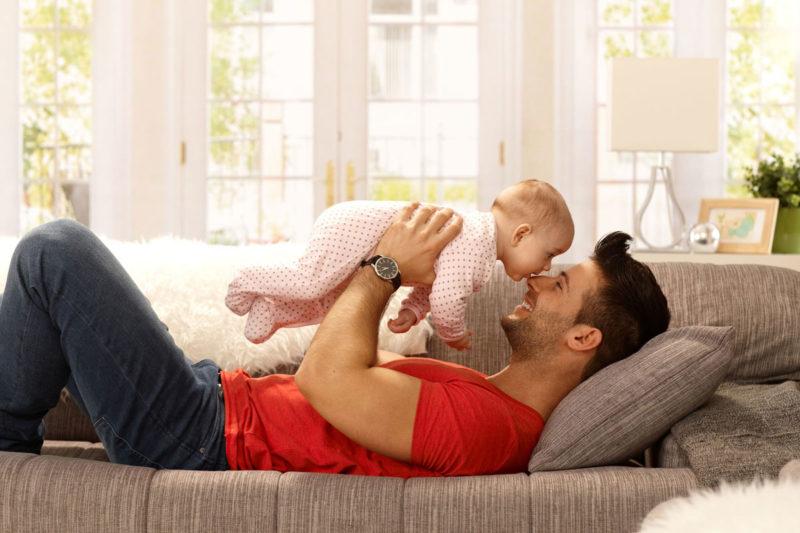 Papá primerizo: disfruta al máximo con estos consejos