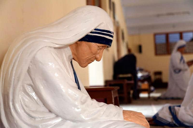 Madre Teresa de Calcuta biografia