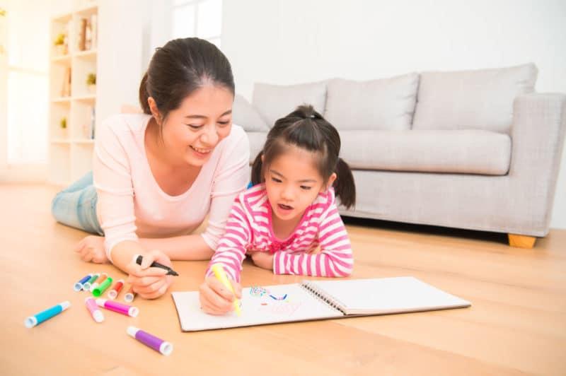 Por qué los niños japoneses nunca tienen rabietas