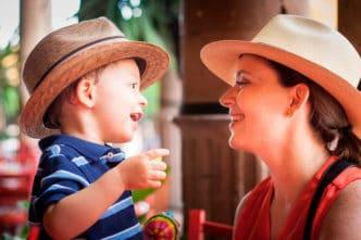 Pilares fundamentales criar hijos