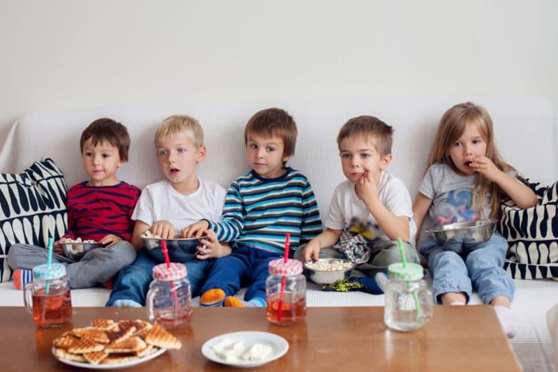 refrescos niños
