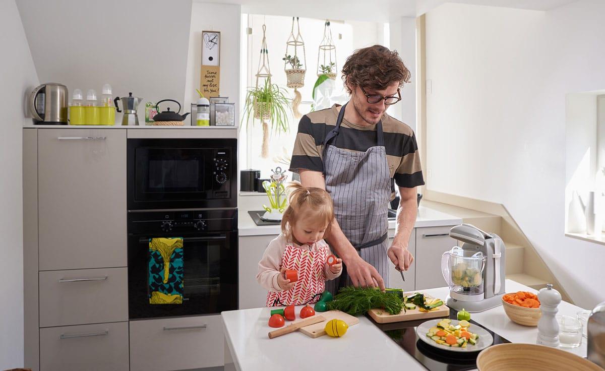 Los 5 mejores robots de cocina para bebés