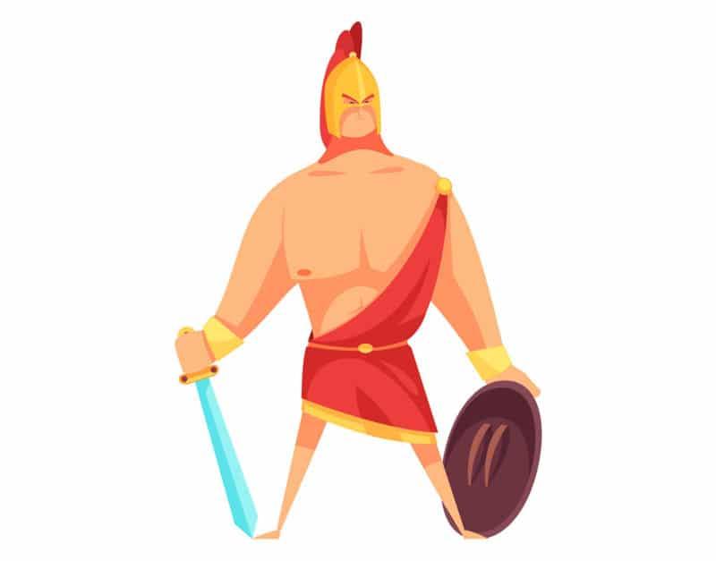Dios griego Ares