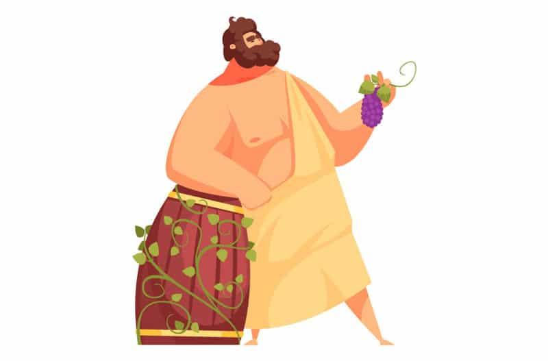 Dios griego Dionisio