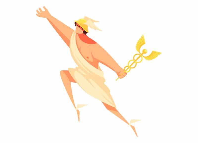 Dios griego Hermes