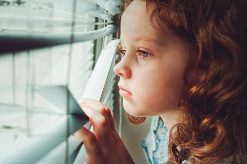 Niño vacío tragedia