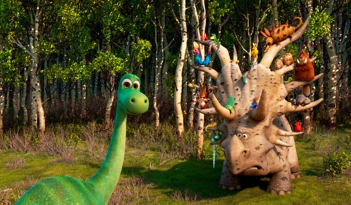 7 películas sobre dinosaurios que los niños adorarán