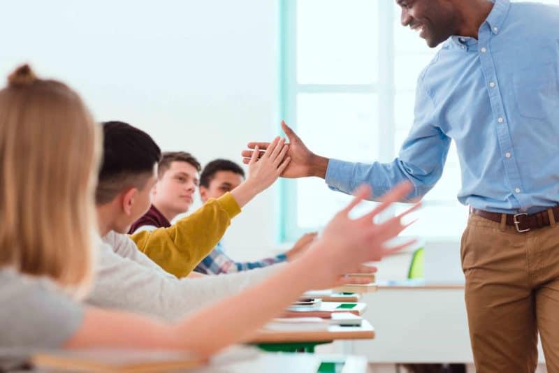 estudiantes bajo rendimiento exitosos