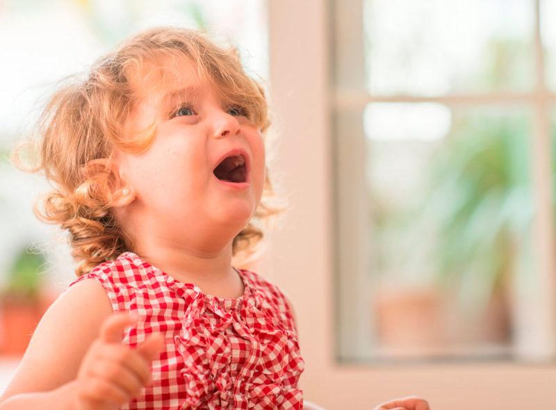 comportamientos raros niños 3 años
