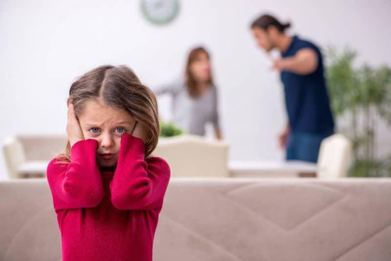 familia problemas conducta niños
