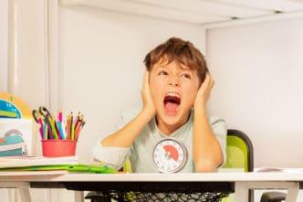 problemas conducta escuela niños