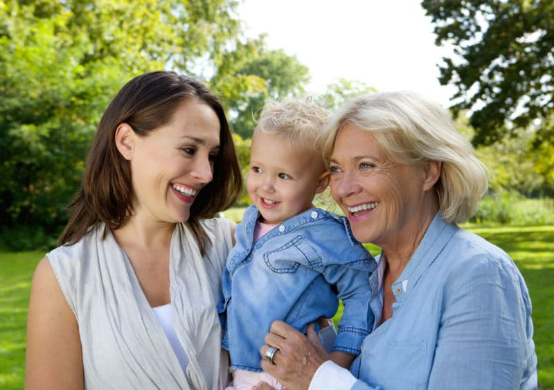 edad hijas parecen madres