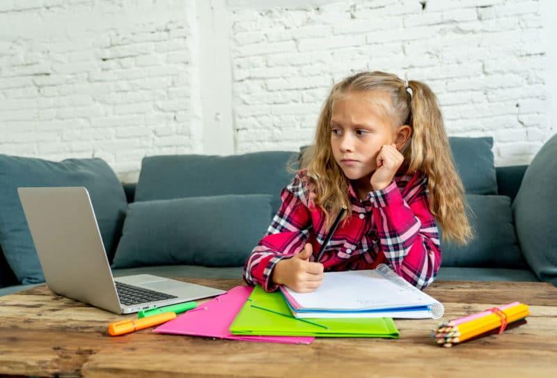 Homeschooling confinamiento