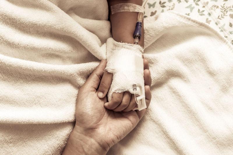 La presencia de los padres en el quirófano reduce la ansiedad en los niños