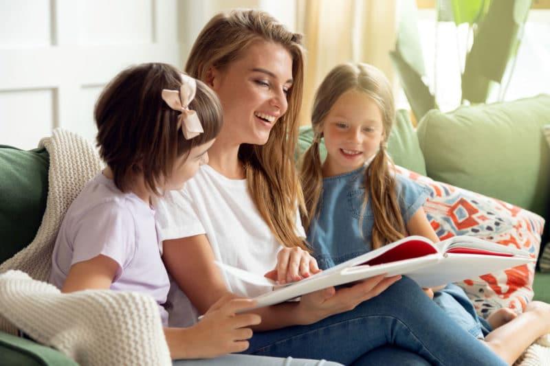 10 rimas graciosas para enseñarles a los niños