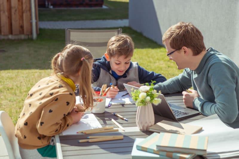 Homeschooling pros y contras