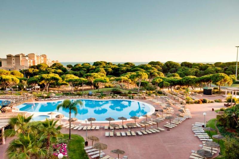 Hotel Barceló Punta Umbría Beach Resort, en Punta Umbría, Huelva