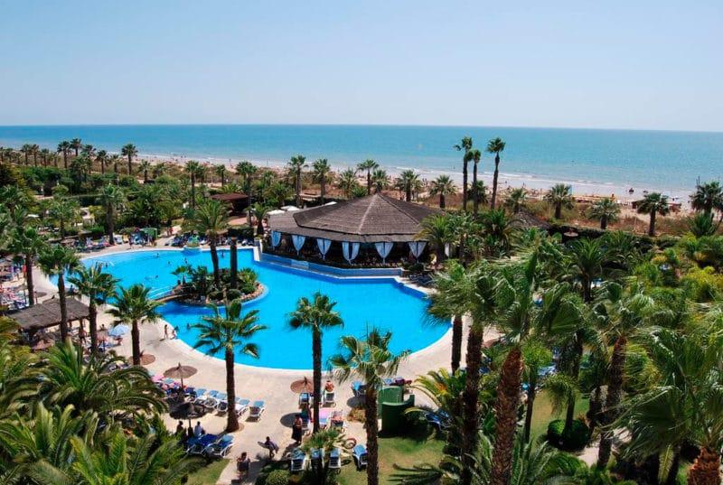 Hotel Estival Islantilla, en Islantilla, Huelva