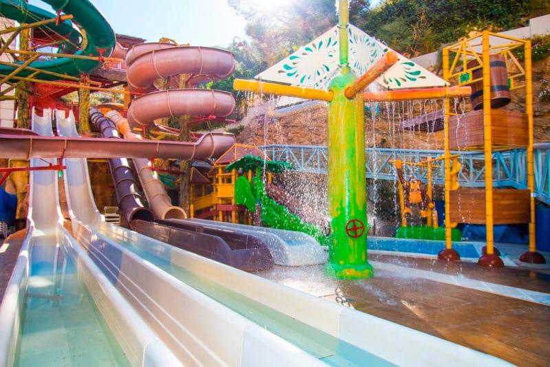 Hotel Magic Aqua Rock Gardens, en Benidorm, Alicante
