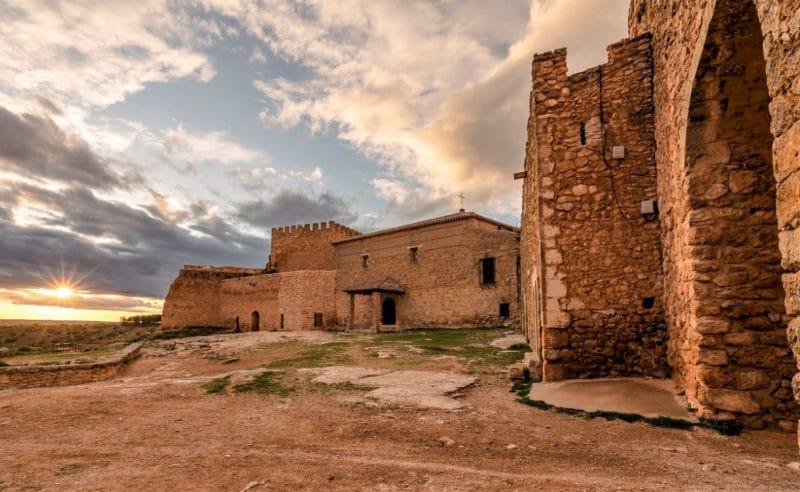 Lagunas de Ruidera Ruta del Castillo de Peñarroya