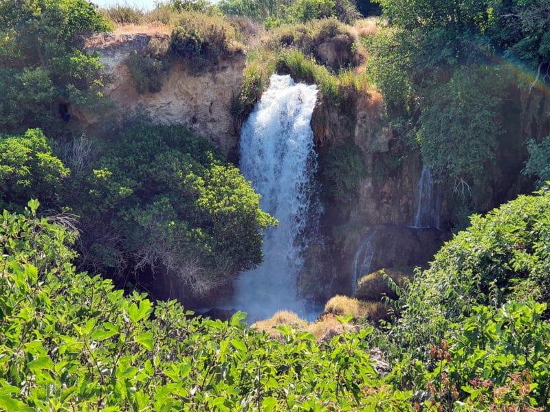 Lagunas de Ruidera Cascada de El Hundimiento
