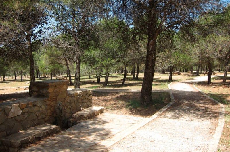 Los Llanos de Monachil, en Granada