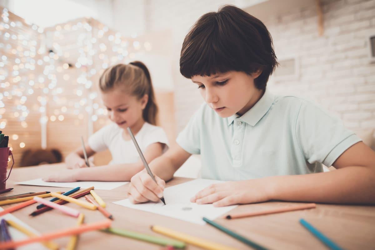 7 canales con videotutoriales para que los niños aprendan a dibujar