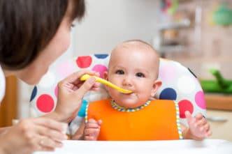papilla cereales bebé