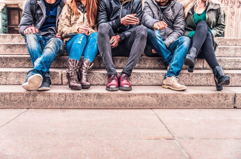 Adolescencia problemas conducta