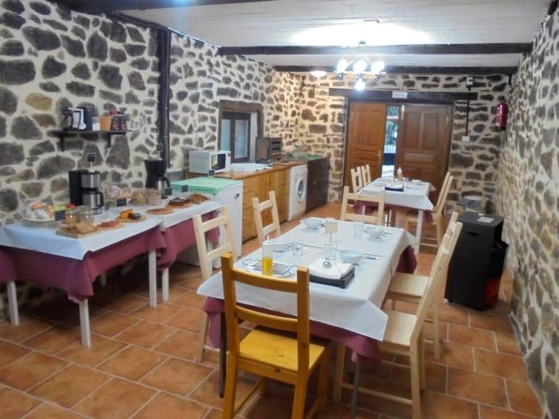 Albergue Areitz Soroa, en Galdames, Vizcaya