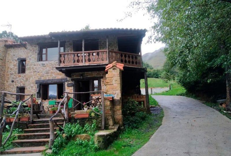 Albergue de Soba, en Bustancillés, Cantabria