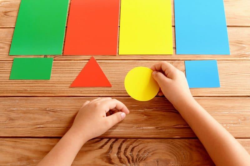 Figuras geométricas para niños
