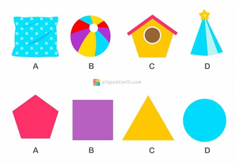 Formas geométricas sencillas
