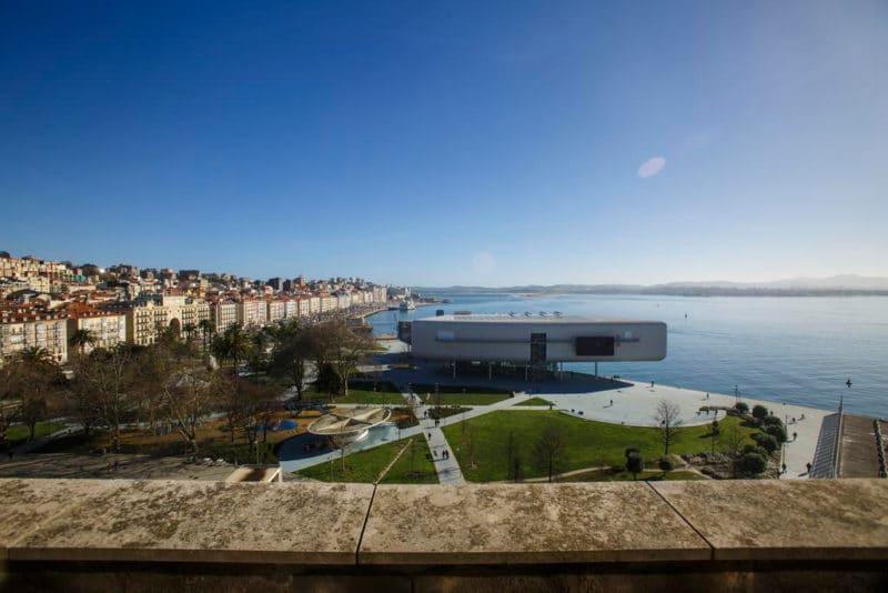 Hotel Bahía, en Santander, Cantabria