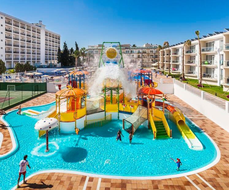 Hotel Globales Playa Estepona, en Estepona, Costa del Sol, Málaga