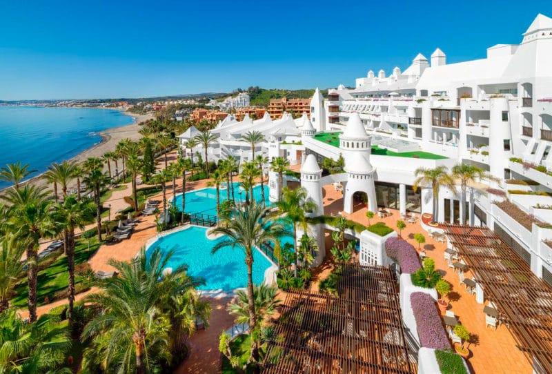 Hotel H10 Estepona Palace, en Estepona, Costa del Sol, Málaga