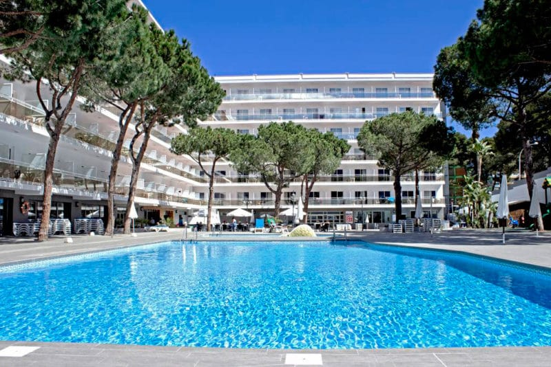 Hotel Oasis Park, en Salou, Tarragona